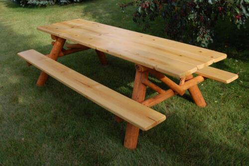 Wood Picnic Table