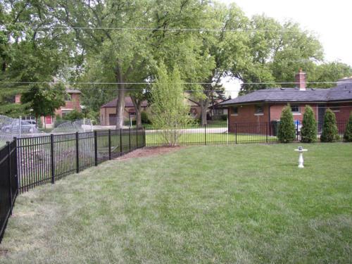 Majestic Style Aluminum Fence
